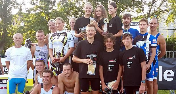 tk trisport ekipni prvaki
